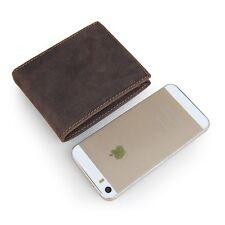 Mens wallet.RFID wallet.Sliding In 2 In 1 Wallet.mini wallet