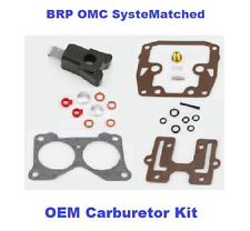 BRP OMC Johnson/Evinrude CARB Carburetor REBUILD KIT 0439076 V4 V6 Crossflow