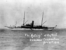 Photo. 1912. Key West, Florida.  Ship Hatuey