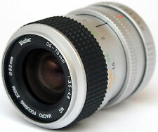 Vivitar MC Macro Zoom 35-70mm F3.5-4.8 Lens For Pentax K Mount!