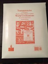 World Civilizations The Global Experience 4th ed. Transparencies 2004 0321194586