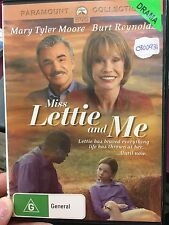 Miss Lettie And Me ex-rental region 4 DVD (Mary Tyler Moore drama movie) rare
