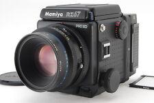 【ULTRA RARE!! UNUSED】 Mamiya RZ67 Pro IID II D LIMITED BLACK + 110mm f/2.8 JAPAN