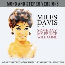 Miles Davis SOMEDAY MY PRINCE WILL COME Mono & Stereo JAZZ CLASSIC New 2 CD