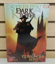 The Dark Tower: The Gunslinger Born (2007 Hardcover) NEW & SEALED HC Book Marvel