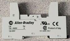 ALLEN BRADLEY, 700-HN262, RELAY SOCKET, DIN RAIL MOUNT
