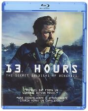 Blu Ray 13 Hours: The Secret Soldiers of Benghazi - (2017)  ......NUOVO