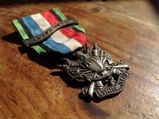 "ORIGINAL FRENCH 1870 PRUSSIAN WAR MEDAL WITH CLASP 1870-1871 ""OUBLIER JAMAIS"""
