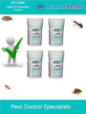 4 X Bed Bug Bomb Killer Foggers for Bedbugs Expert Treatment Pest Mini 3.5g AP