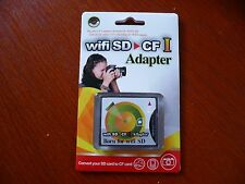 Extreme CompactFlash Card SD SDHC SDXC SD adapter to Type 1 CF