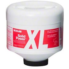 Brilliance.  ECO6100185 Ecolab Solid Power XL GlassGuard Dish Detergent (4/cs)