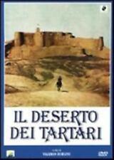 Dvd IL DESERTO DEI TARTARI (1976) ** Vittorio Gassman Giuliano Gemma ** ...NUOVO