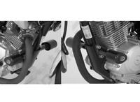 HONDA CBR 650 F 2014 > R&G AERO CRASH PADS / FRAME SLIDERS BOBBINS
