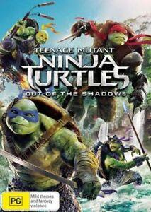 NEW Teenage Mutant Ninja Turtles DVD Free Shipping
