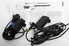 12 FOOT Nikon MC-12A Remote Cord  CABLE RELEASE, NIKON FM2 FM3A F4 F4S FE2 FA F3