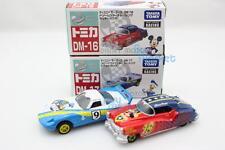 Tomica Takara Tomy Disney Motor Dreamstar Racing Mickey Speedway Donald Duck Set