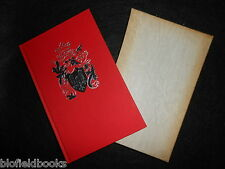 FOLIO SOCIETY: The Life and Campaigns of the Black Prince 1979 - Richard Barber