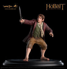 BILBO BAGGINS THE DER HOBBIT AN UNEXPECTED JOURNEY 1/6 STATUE WETA
