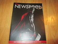 Disney Newsreel Marvel Thor May 6, 2011 New