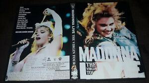 Madonna - Live The Virgin Tour 1985 DVD FAN EDITION
