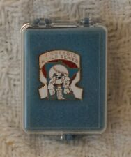 Minnesota Twins 1969 World Series Phantom Press Pin - Balfour Pinback