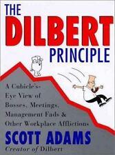 Dilbert Principle Scott Adams 1996 Business Humor Comics Management Irony