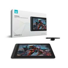 """BLACK - HUION Kamvas 13 - 13"""" Drawing Tablet - 120% sRGB -TILT ±60 incl. stand"""