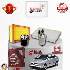 Mantenimiento Filtros + Aceite Seat Cordoba III 1.4 16V 55KW 75CV De 2006 -