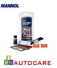 Mannol Alloy Wheel Repair Kit Restoration  9802