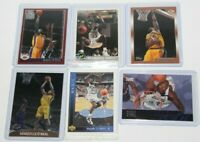 Lot of 6 Shaquille O'Neal Basketball Cards Plus Rest of Sealed Set & Rookie Card