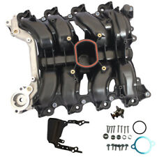 Intake Manifold  1W7Z9424AB  w/ Thermostat & Gaskets For Ford Lincoln Mercury
