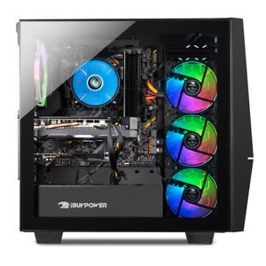 iBUYPOWER SLATE9050W i5-9400F 8GB RAM NVIDIA GeForce GTX 1660 Super 240GB SSD