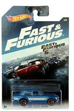 2017 Hot Wheels Fast & Furious #6 '70 Ford Escort RS1600 Fast & Furious 6