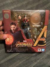 BANDAI SH Figuarts Battle On Titan Dr Doctor Strange Avengers infinity War