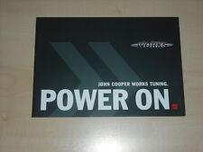 62508) Mini Cooper S JWC Tuning Prospekt 200?