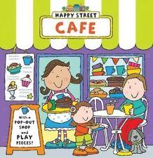 Happy Street: Cafe by Egmont UK Ltd (Board book, 2014)