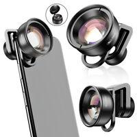 Apexel Smartphone Camera Mobile Phone Lens 100Mm Macro Close-Up Lens