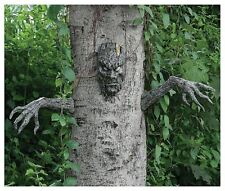 Spooky Living Tree Decoration Halloween Outdoor Haunted Forest Yard Garden Scary