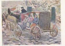 Post Card - Russian Painting (3) / русской живописи