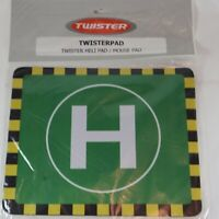 TWISTERPAD Heli Pad For RC Drone Helicopter Mouse Pad or Landing Pad