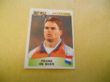 FIGURINE PANINI-EUROPA '96-NEDERLAND-FRANK DE BOER 81-N.-EURO 1996-ENGLAND