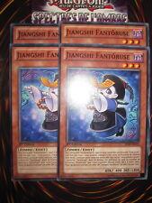 YU-GI-OH! COM JIANGSHI FANTÔRUSE X4 (PLAYSET) SHSP-FR020 EDITION 1 FRANCAIS NEUF