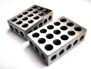 Precision Boxed Set of 25-50-75mm Blocks