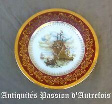 B2018118 - Assiette en porcelaine de Limoges - Très bon état