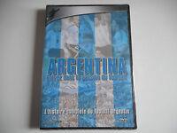 DVD NEUF - ARGENTINA ENTREZ DANS LA PASSION DU FOOTBALL ARGENTIN - ALL ZONE