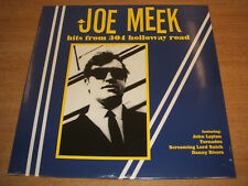 JOE MEEK - Hits From 304 Holloway Road vinyl lp compilation