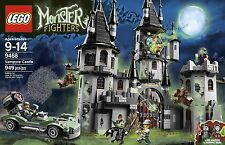 LEGO Monster Fighters - Rare - Vampyre Castle 9468 - New & Sealed