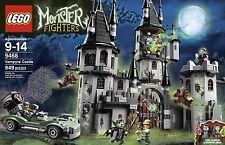 LEGO Monster Fighters - Rare - Vampyre Castle 9468 - New & Sealed