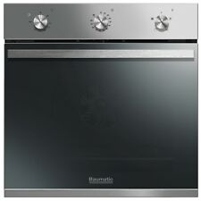 Baumatic BOFM604X Electric Oven-Stainless Steel #9250301