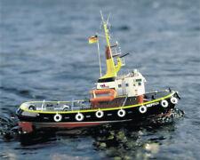 Neptun Tug Boat including Fittings Kit 1:50 Scale Krick Robbe RC Model Kit
